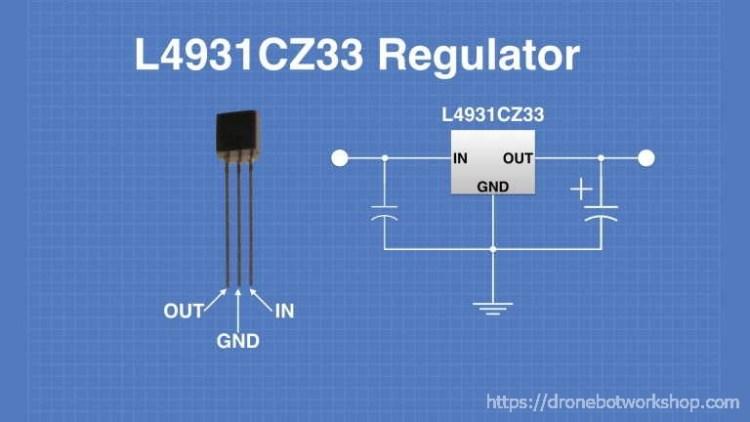 L4931CZ33-AP Voltage Regulator