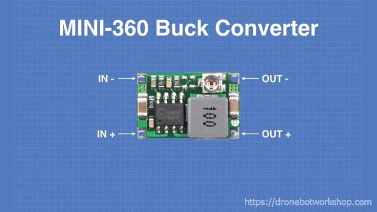 MINI-360 Buck Converter