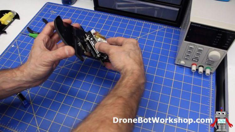 Mounting Arduino Shield