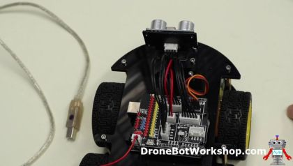 HC-SR04 Ultrasonic Distance Sensor with Arduino | DroneBot