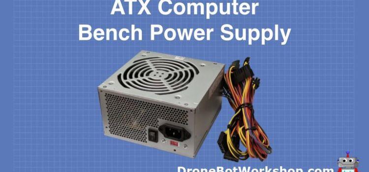 Convert an ATX Power Supply to a Workbench Supply