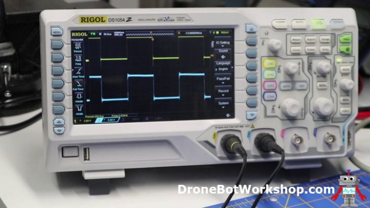 Arduino High Frequency PWM Scope