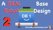 Build a Real Robot - Part 2 - Base Design