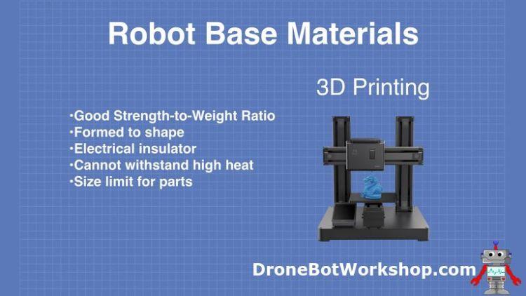 Robot Base - 3D Printing
