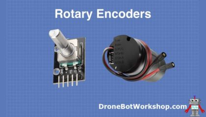 Using Servo Motors with the Arduino | DroneBot Workshop