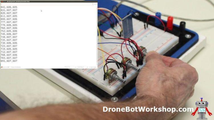 SD Card Datalogger Demo