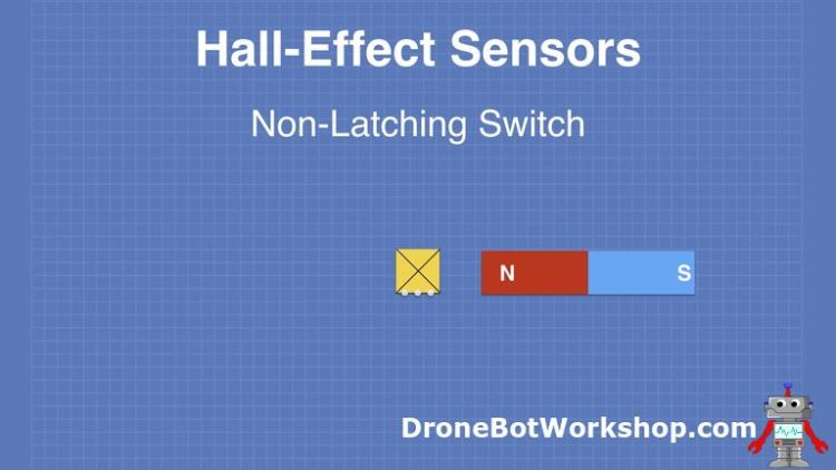 Hall Effect non latching 02