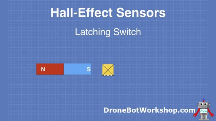 Hall Effect non latching 03