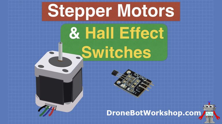 controlling stepper motors with hall effect switches hall effect sensor graph hall effect sensor 8 steps