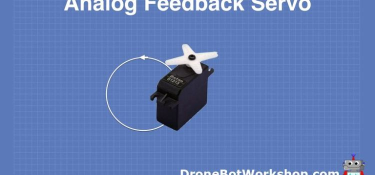 Analog Feedback Servo Motor