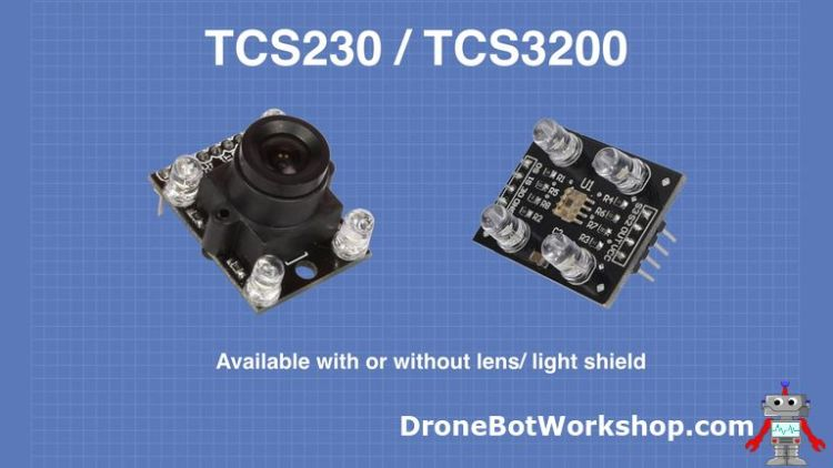 TCS230 Light Shield