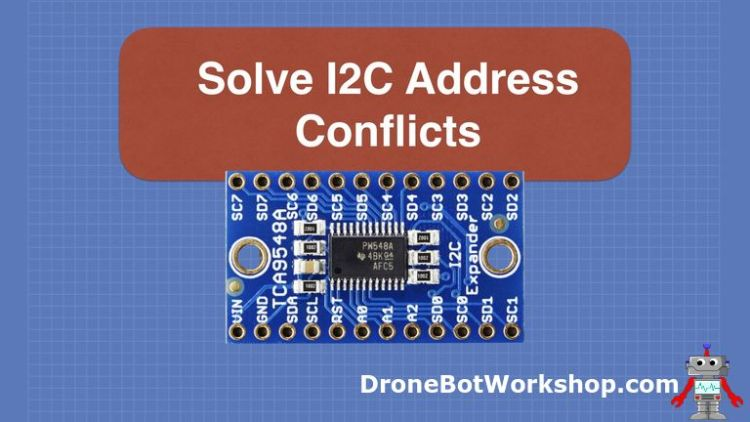 I2C Address Conflicts