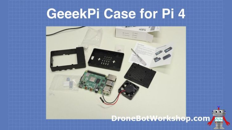 GeeekPi Case for Raspberry Pi