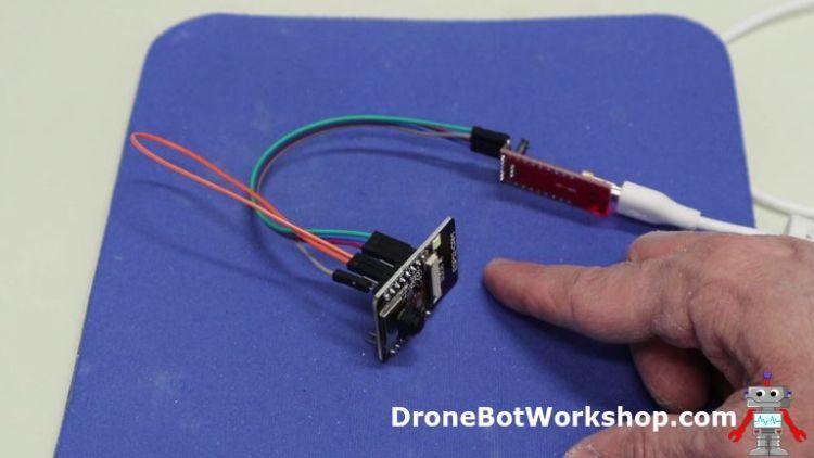ESP32-CAM and FTDI Adapter
