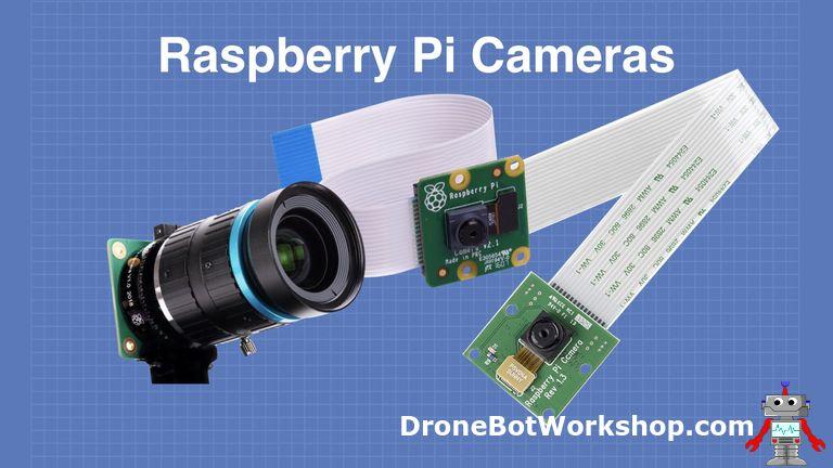 Raspberry Pi Cameras – the BIG Picture