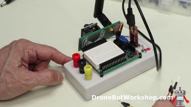 Assembled ESP32-CAM Developers Module