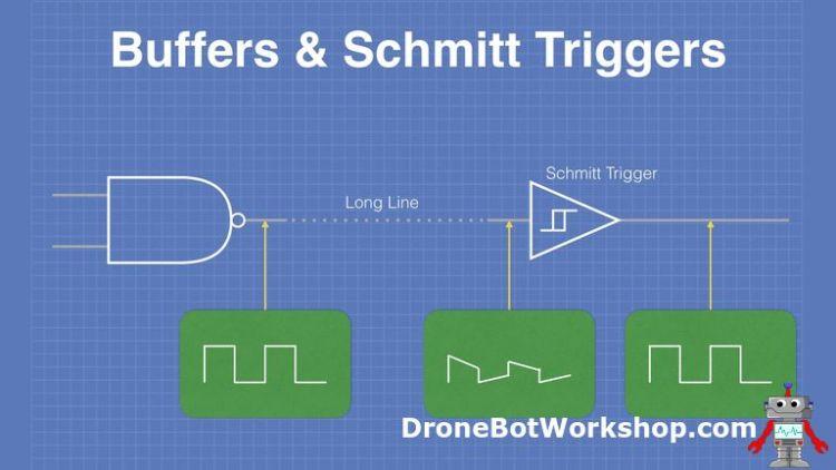 Schmitt Trigger noise-2