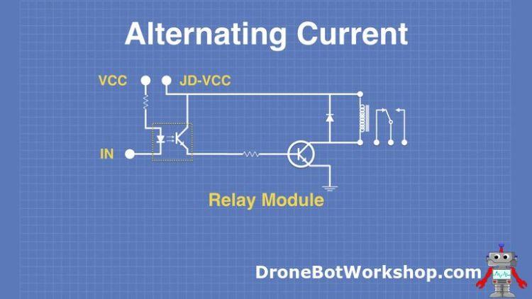 Relay Module Schematic