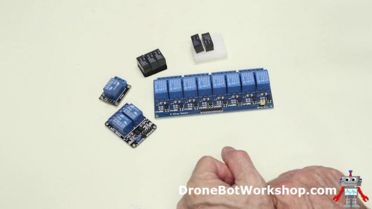 Relays and Relay Modules