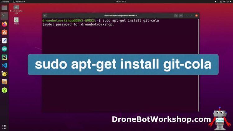 GitCola Installation