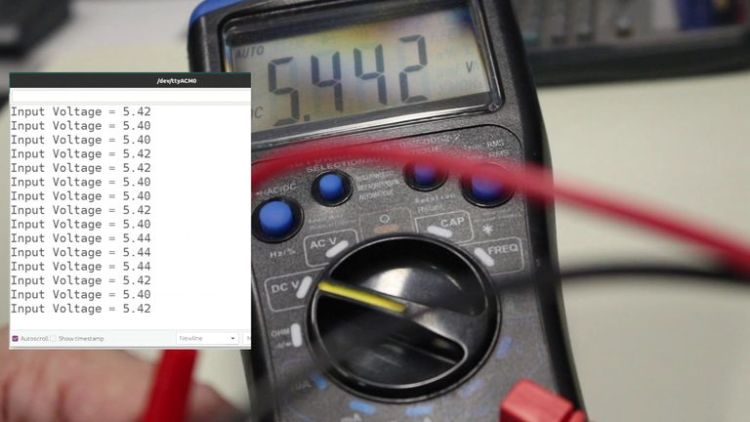DC Voltage Measurement with Improved Accuracy