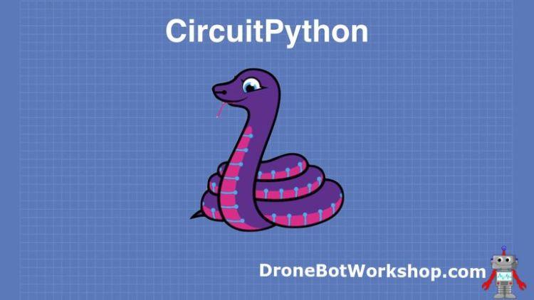 CircuitPython with Raspberry Pi Pico