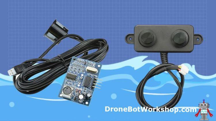 Waterproof Ultrasonic Distance Sensors