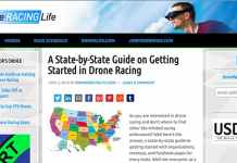 Home Page Drone Racing Life