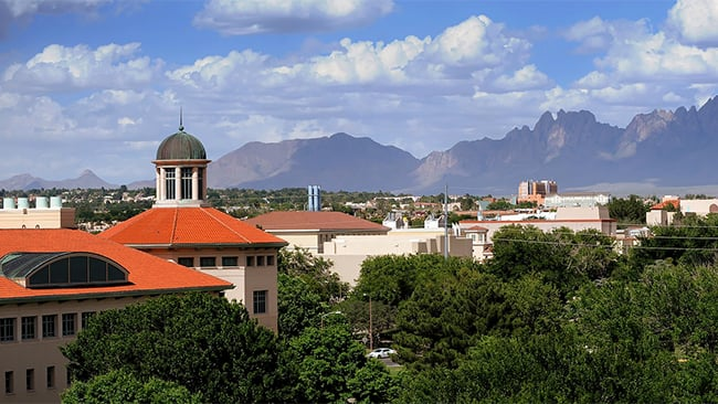 photo of New Mexico State University - Las Cruces, NM