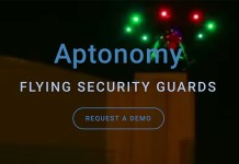 frame grab from Aptonomy website