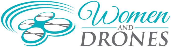 Women and Drones Logotype