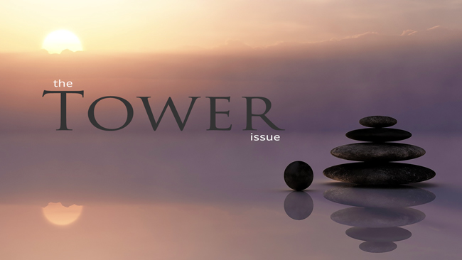 The 'Tower' issue of Dronin' On 01.26.19