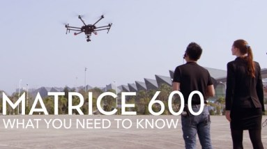 What You Need to Know Before Buying a Matrice 600