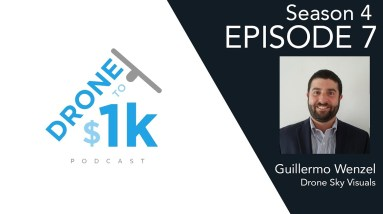 Guillermo Scaled His Drone Business With Networking, Social Media, & Ads... Here's How He Did It!