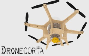 dronecoria open source drone seeding sowing