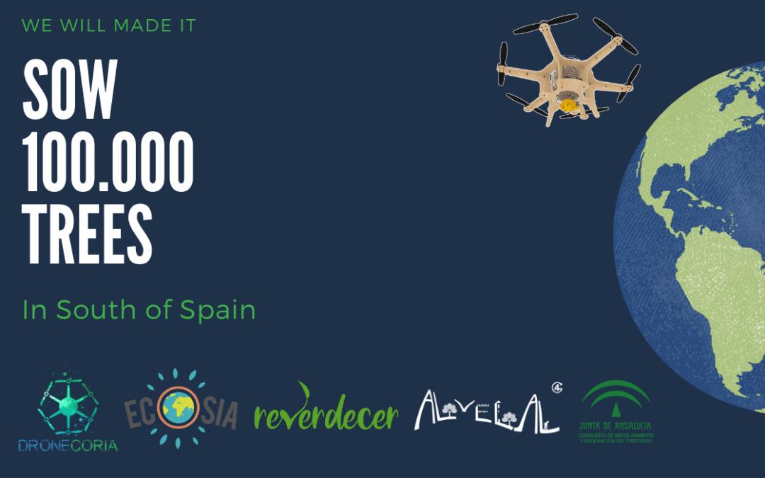 drones ecosia