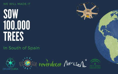 We will sow 100.000 seeds in south of Spain