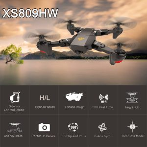 visuo budget drone