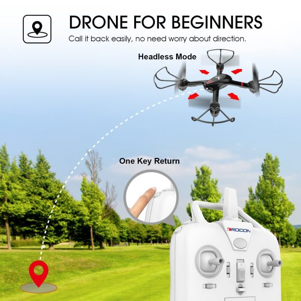 drones for beginners uk