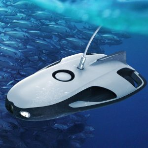 Power Ray Underwater Drone