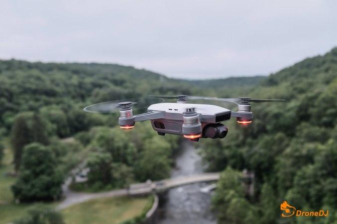 12 DJI Spark Drone flying hover QuadCopter UAV Small Mini-1012