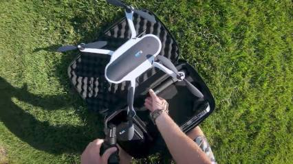 GoPro Karma Drone with Follow Me and Look Up feature 13