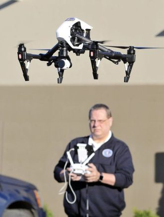 Drone with infrared camera aids in search for Summitville teenager0001