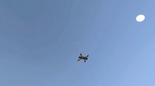 The company from Adelaide has developed a drone that can fly super fast and has razor-sharp propeller blades, that can smash into an enemy drone in a kamikaze-style attack. MySky Technologies will present their solution to the Army in Canberra next week. The so-called 'drone killer' flies into the enemy drone at about 160mph, destroying it