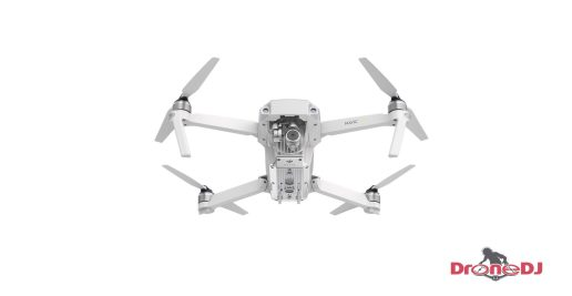 DJI offers all-white Mavic Pro drone for holiday season - limited edition bottom