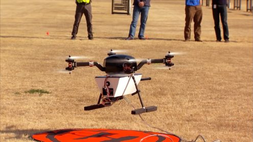 FAA approves ATT's COW drone for Puerto Rico0006