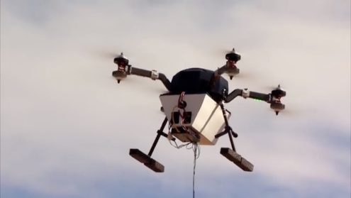 FAA approves ATT's COW drone for Puerto Rico0026