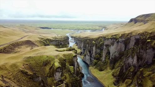 If you ever had to be convinced whether you should make a trip to Iceland... well watch these drone photos or even better the drone video.