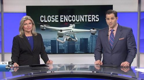 Multiple drone incidents at Alabama's busiest airport0020