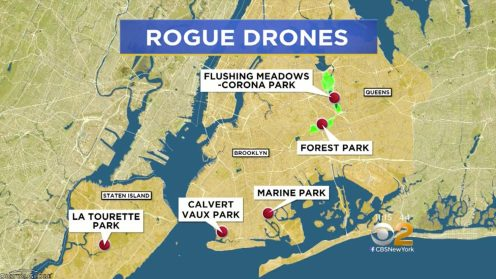 NYPD is hunting rogue drones in New York City 0015